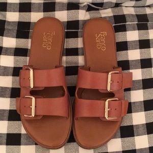 Franco Sarto Karina sandals size 9